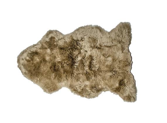 Irish Sheepskin Rug - Taupe