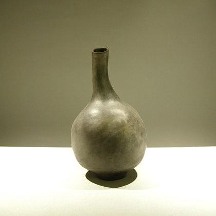 Cloonmore Smoke Fired Single Flower Vase B