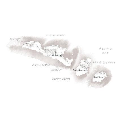 The Aran Islands © Siobhan McNutt