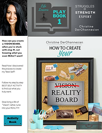 1. Your Reality Board. Playbook by Chris