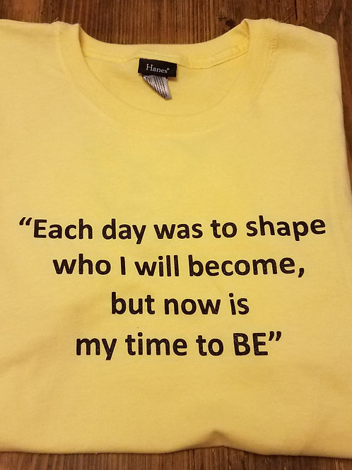 Ladies S - YELLOW Scoop Neck, add to cart then choose Quote