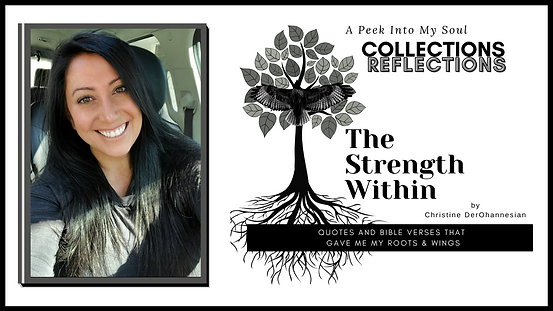 Banner - The Strength Within by Christin