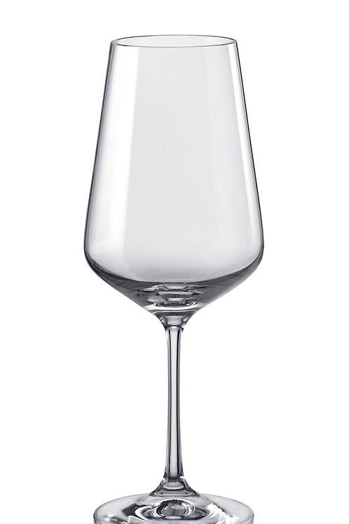 Sandra All Purpose Wine Glass 15.25oz Set/6