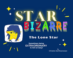 Star Bizarre 1A. The Lone Star by Christ