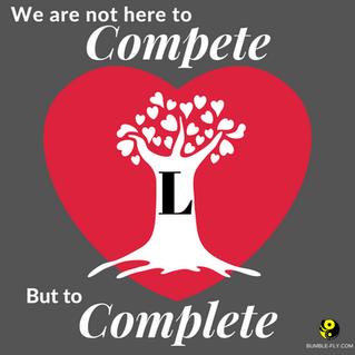 Compete vs Complete