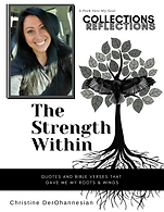 The Strength Within by Christine DerOhan