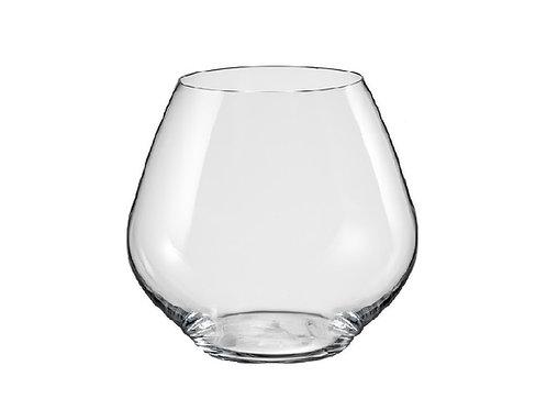 Amoroso Stemless Wine Glass 14.75oz Set/2
