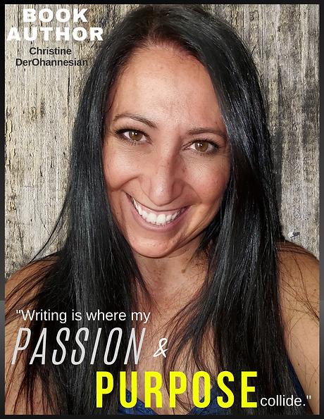 Christine DerOhannesian Book Author icon