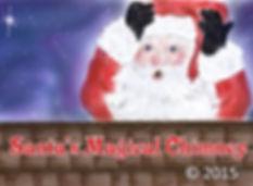 Santa's Magical Chimney by Christine DerOhannesian