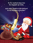 Santa's Magical Chimney by Christine DerOhannesian sample pages