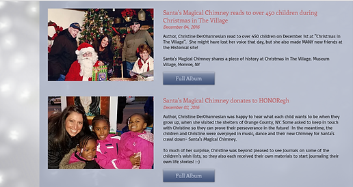 Santa's Magical Chimney, Author, Keynote Speaker, Christine DerOhannesian, Bumble Fly, Life, Love, Quotes, Books
