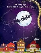 Santa's Magical Chimney by Christine DerOhannesian sample page