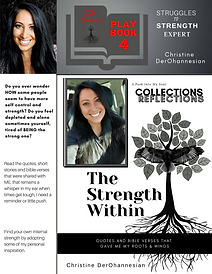 4. The Strength Within. Playbook by Chri