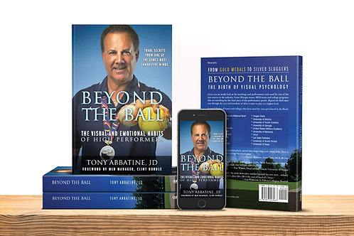 Beyond The Ball - PAPER BACK