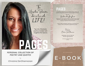 PAGES by Christine DerOhannesian 2020 eb