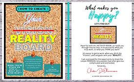 Your Reality Board by Christine DerOhann