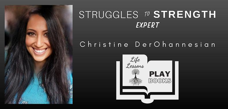 Struggles to Strength Expert, Christine