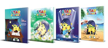 Star Bizarre Book Series by Christine DerOhannesian.png