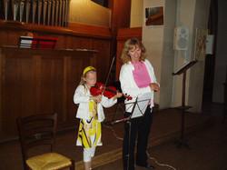 Isabelle et Marion Devigne juin 2008