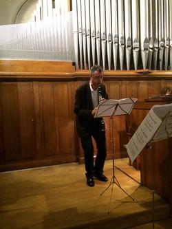 Nicolas Callens le 20 septembre 2014