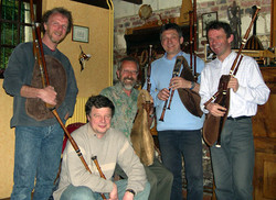 Le groupe Flamand D'ACCORNEMUSES