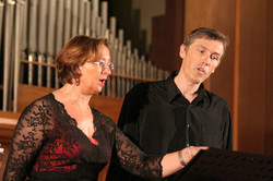 Marie Christine Desobry et Didier Houque