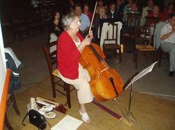 Marthe Verrier le 16 septembre 2006