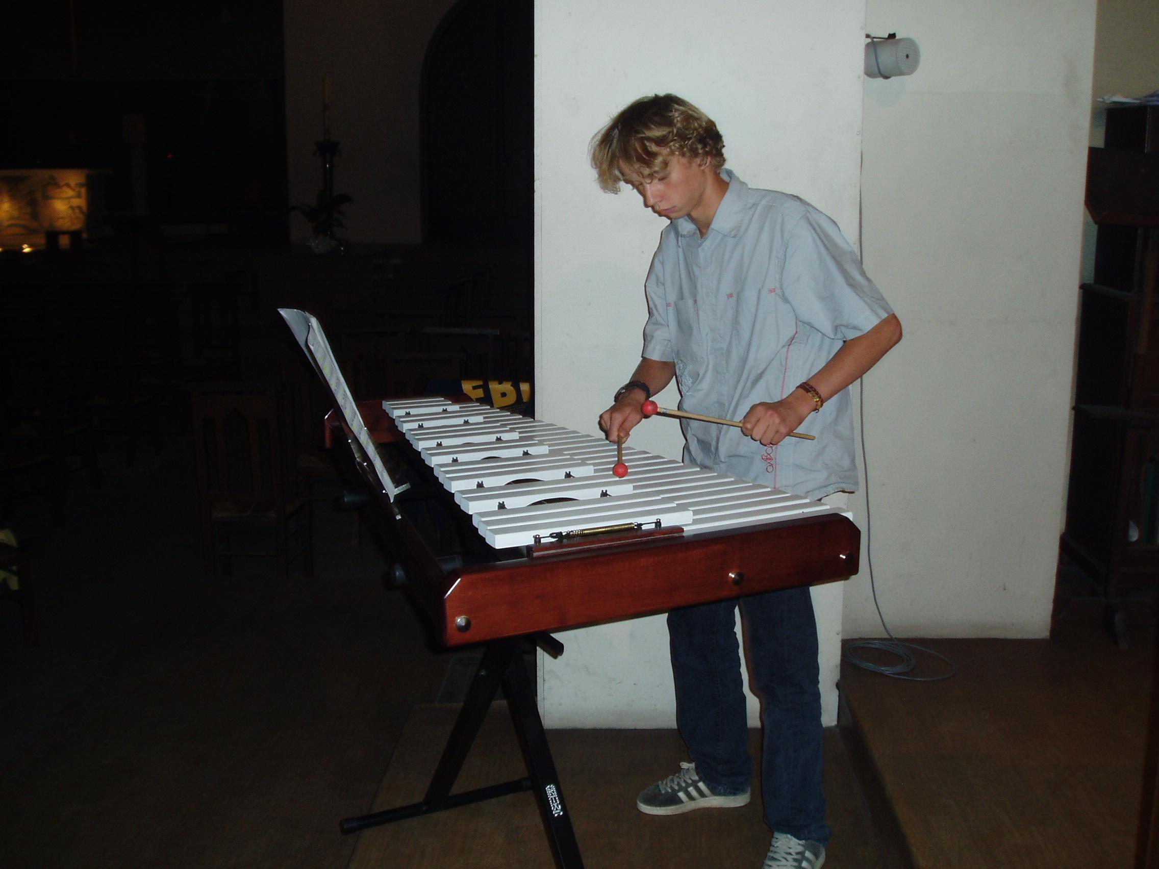 Baptiste Weillaert septembre 2006
