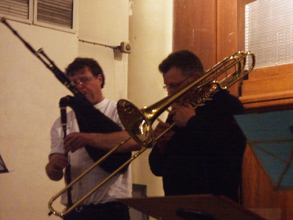 Michel Gossart et Franck Boursin 20-09-08