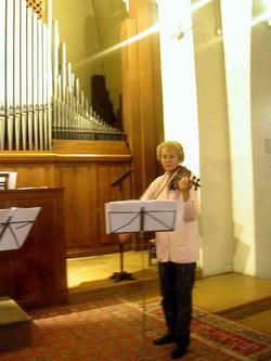 Blandine Desprets concert aaom 2004