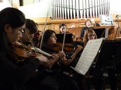 orchestre ECUME SONORE le 6 mai 2011