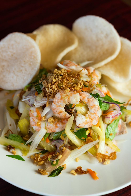 Goi Ngo Sen (Lotus Delight Salad)