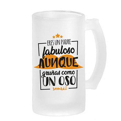 Jarra Cerveza Frase