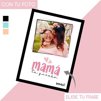 Marco+lámina Mamá