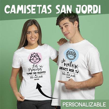Camisetas Sant Jordi