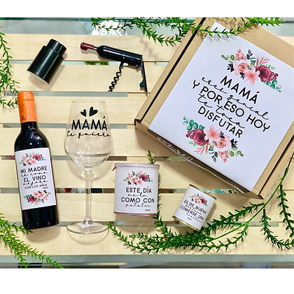 Kit Vino Madre