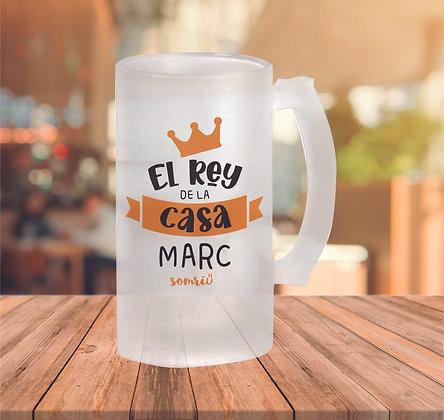 Jarra Cerveza REY