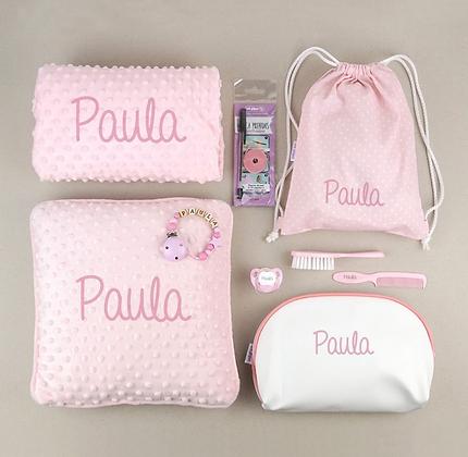 Copia de Pack Guardería rosa