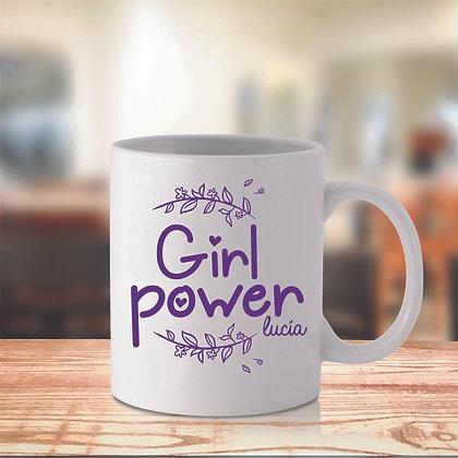 Taza GirlPower