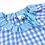 Thumbnail: Bata Azul Personalizada