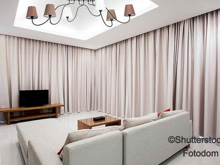 Безвкусно и дешево: шторы, которые портят интерьер любой квартиры