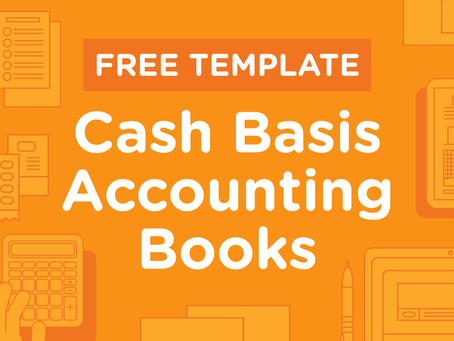 Maintain An Accounting Book for your Business With This Free Template