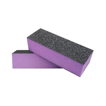 SB-PP- SANDING BLOCK BUFFER PURPLE