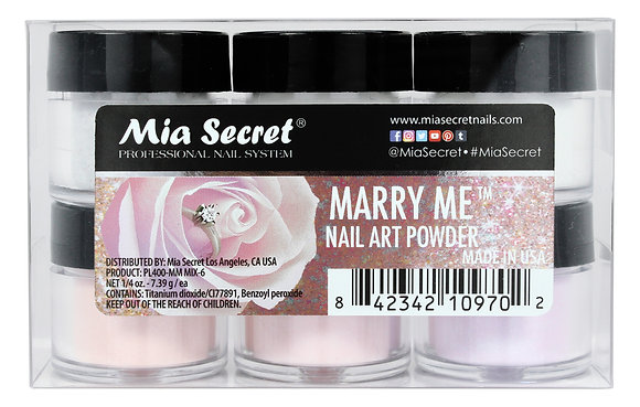 MARRY ME COLLECTION