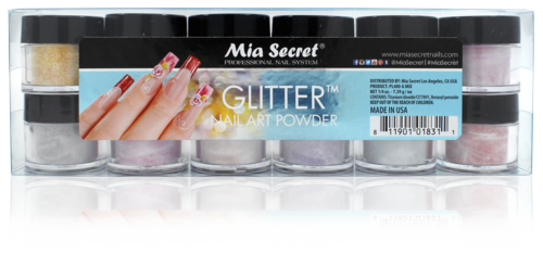 GLITTER POWDER COLLECTION