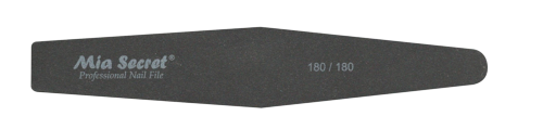 B04-D-180-180- BLACK DIAMOND NAIL FILE #180