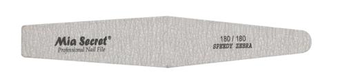 Z03-D-180-180- Speedy Zebra Diamond Nail File #180