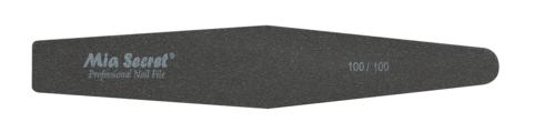 B04-D-100-100- BLACK DIAMOND NAIL FILE #100