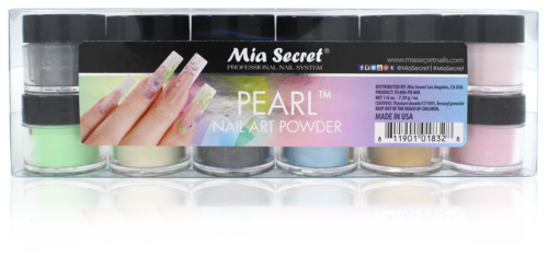 PEARL POWDER COLLECTION