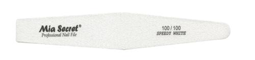 WF730-100-100- SPEEDY WHITE DIAMOND NAIL FILE #100